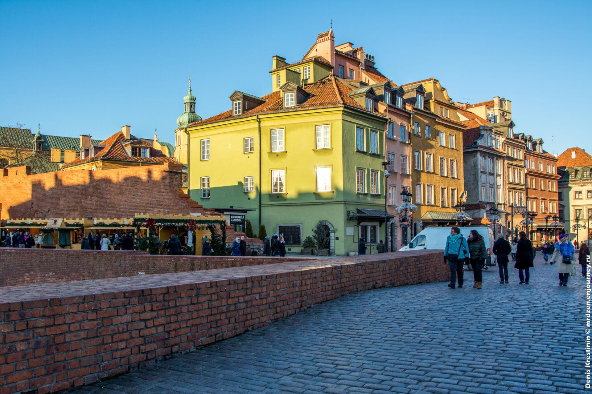 Довоенная Варшава: Копия верна, написанному верить