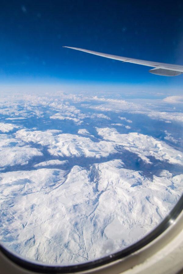 Гренландия, Северная Норвегия иАтлантика