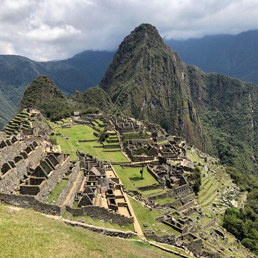 Перу, октябрь 2019