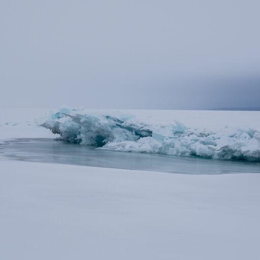 Чистый лед. Байкал 2018 (Часть 3) На льду