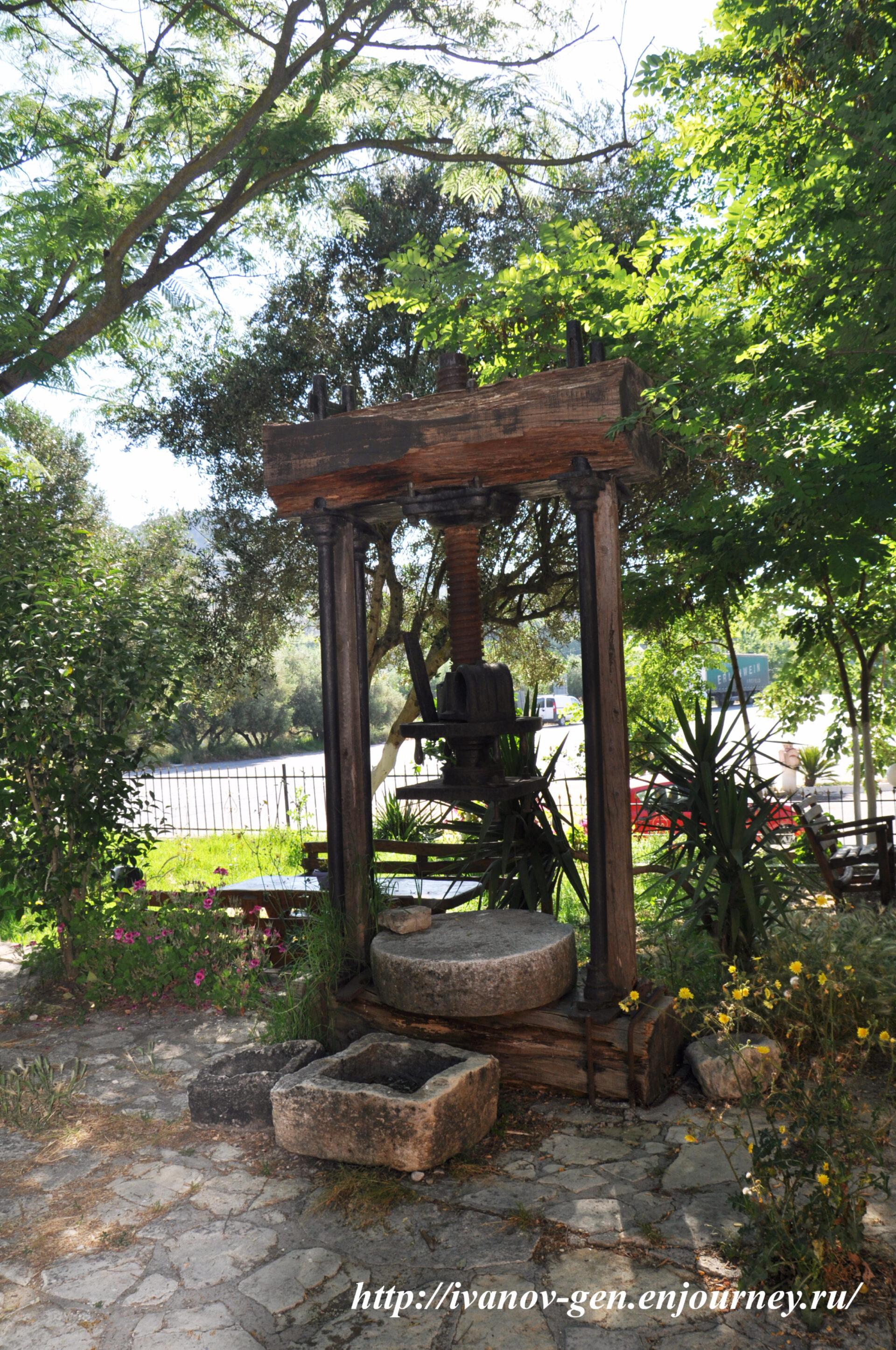 Крит-2019 часть 1 Частные музеи, которые стоит посетить
