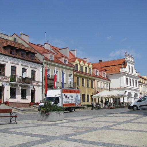 Чехия-Словакия 2018. Часть 20: Сандомир