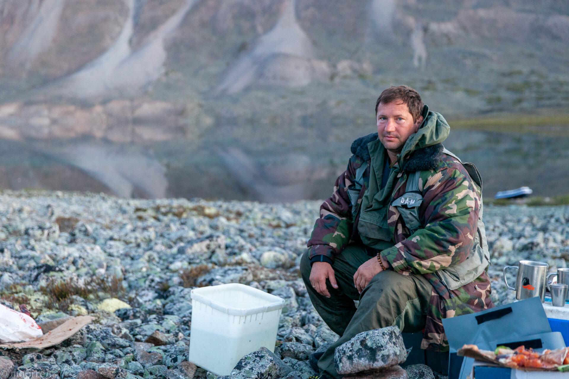 Вертолётная прогулка позаповедным озёрам Якутии. Часть 3