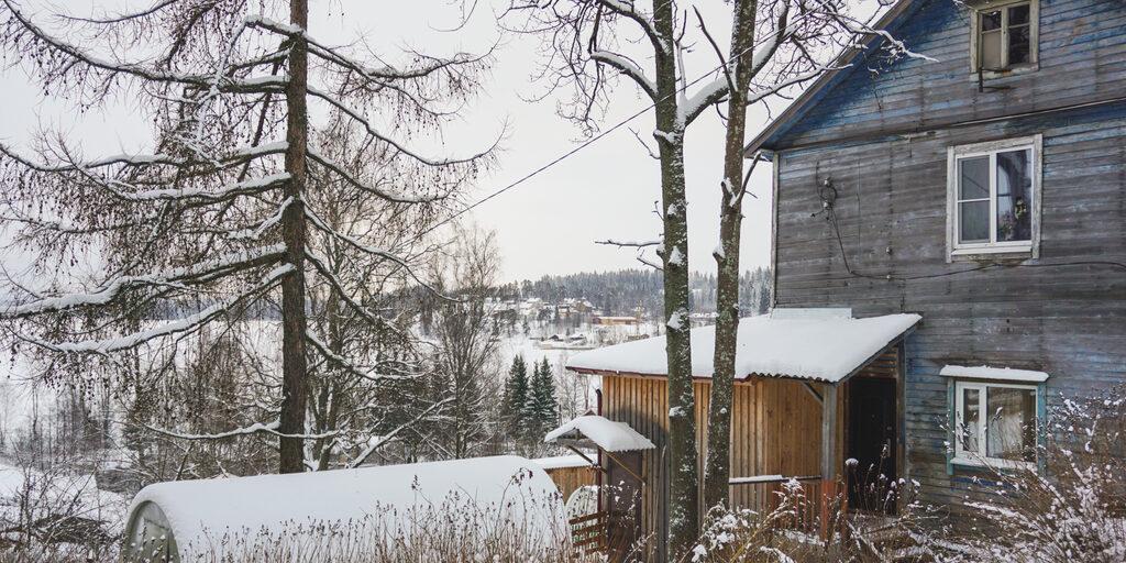Зимние каникулы в Карелии (Лахденпохья)