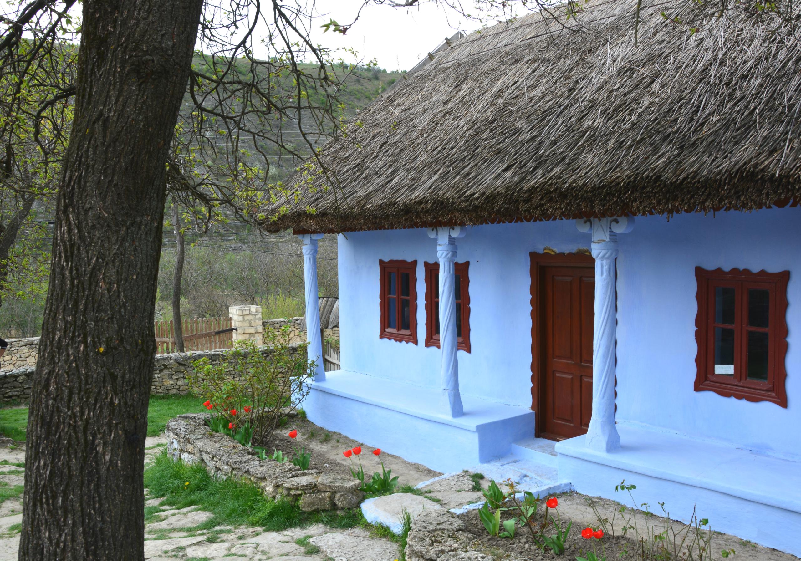 Традиционный молдавский дом