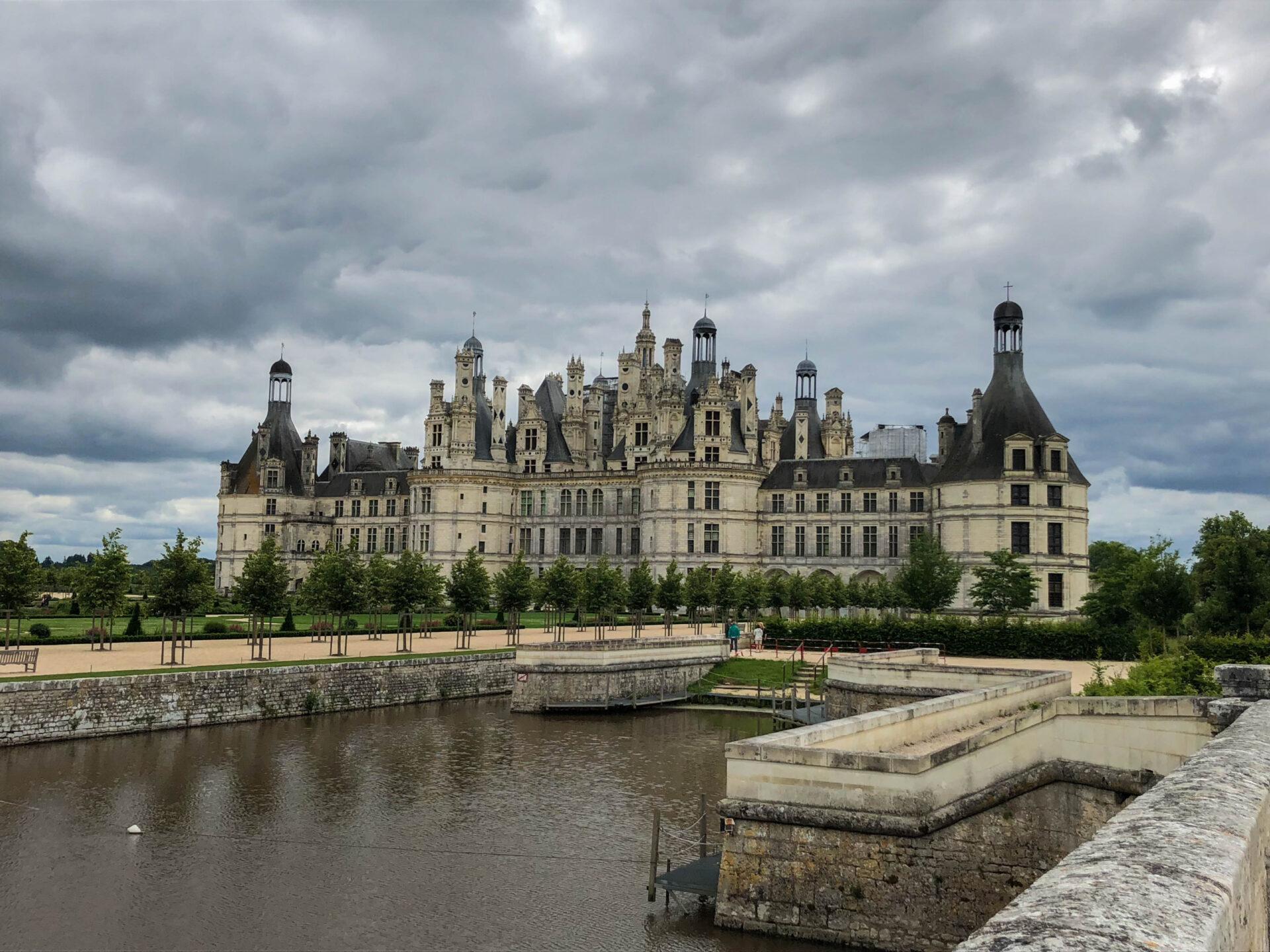 Увидеть Ле-Ман иумереть… Часть 2: Замки Луары