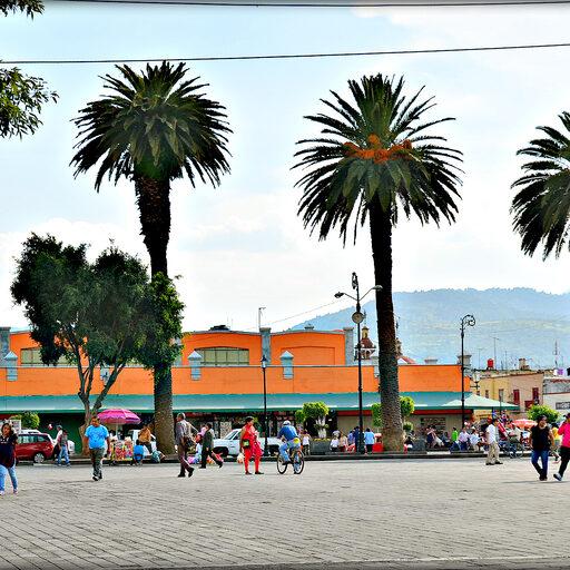 Мехико не безопасен