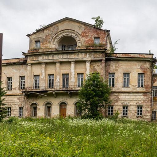 Усадьба Барышниковых в Алексино