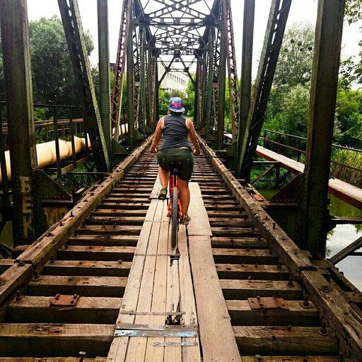 Красный мост — Харьков