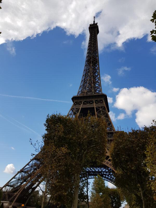 Евротрип: кзамкам долины Луары. Часть 2: Париж, Мон-Сен-Мишель, Нант.