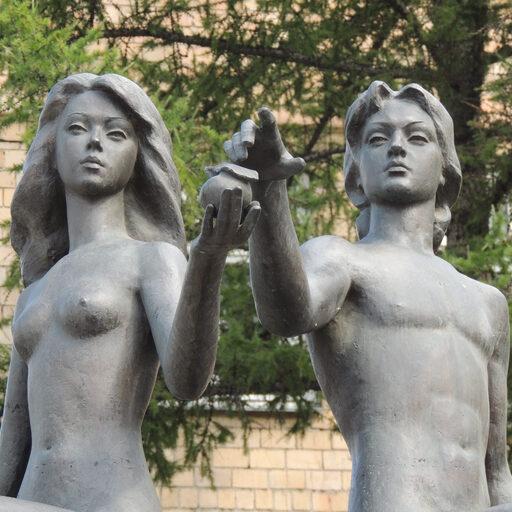 Памятники и скульптуры Красноярска. Часть 1: Центр города