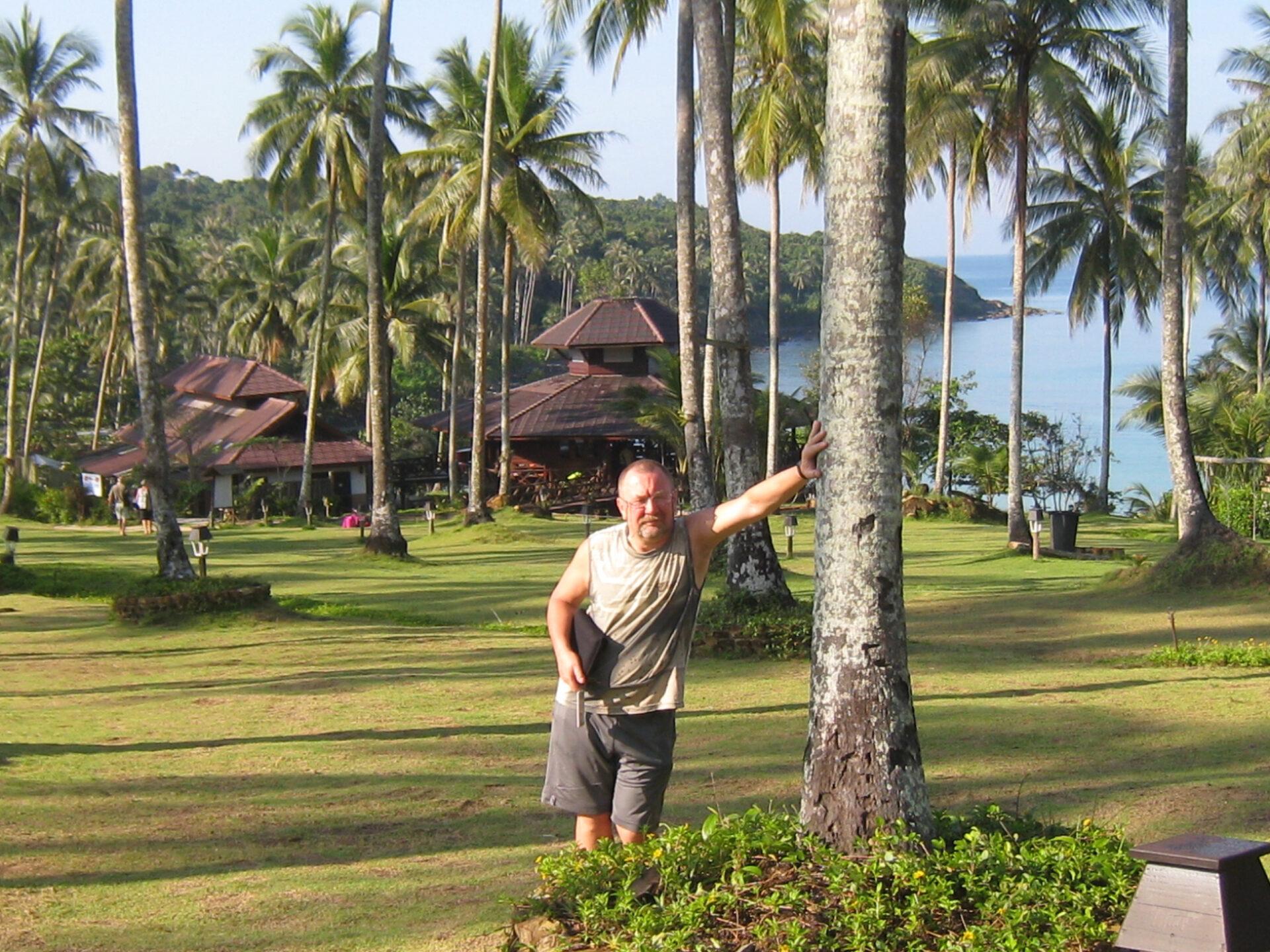 Голуубые лагуны Таиланда. Остров Куд.
