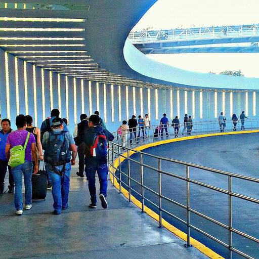 Особенности метро мексиканской столицы
