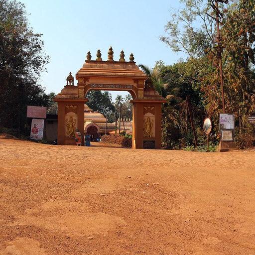 Храм Shri Mauli в Индии
