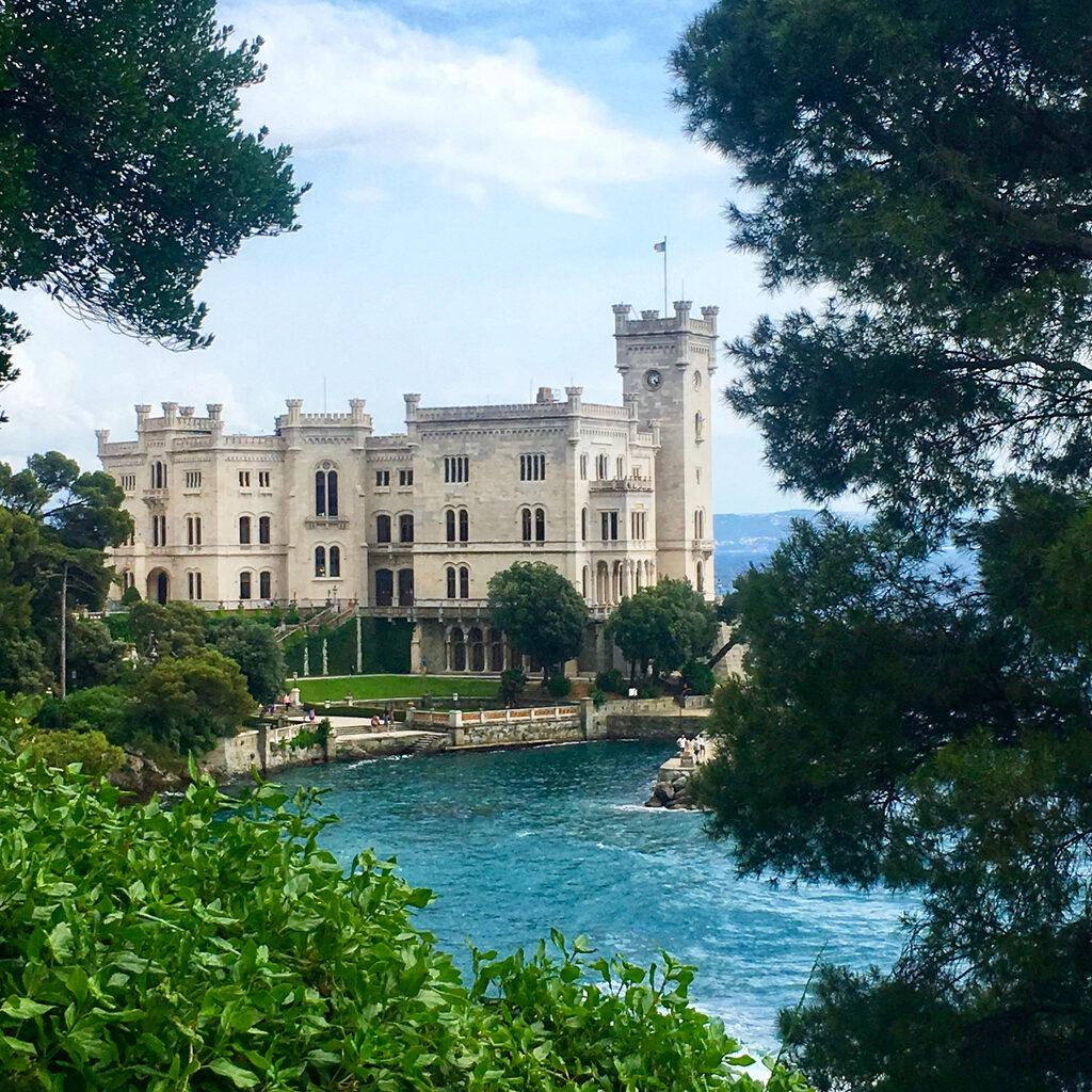 Trieste + Miramare Castle