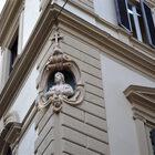 Архитектурные детали Флоренции.