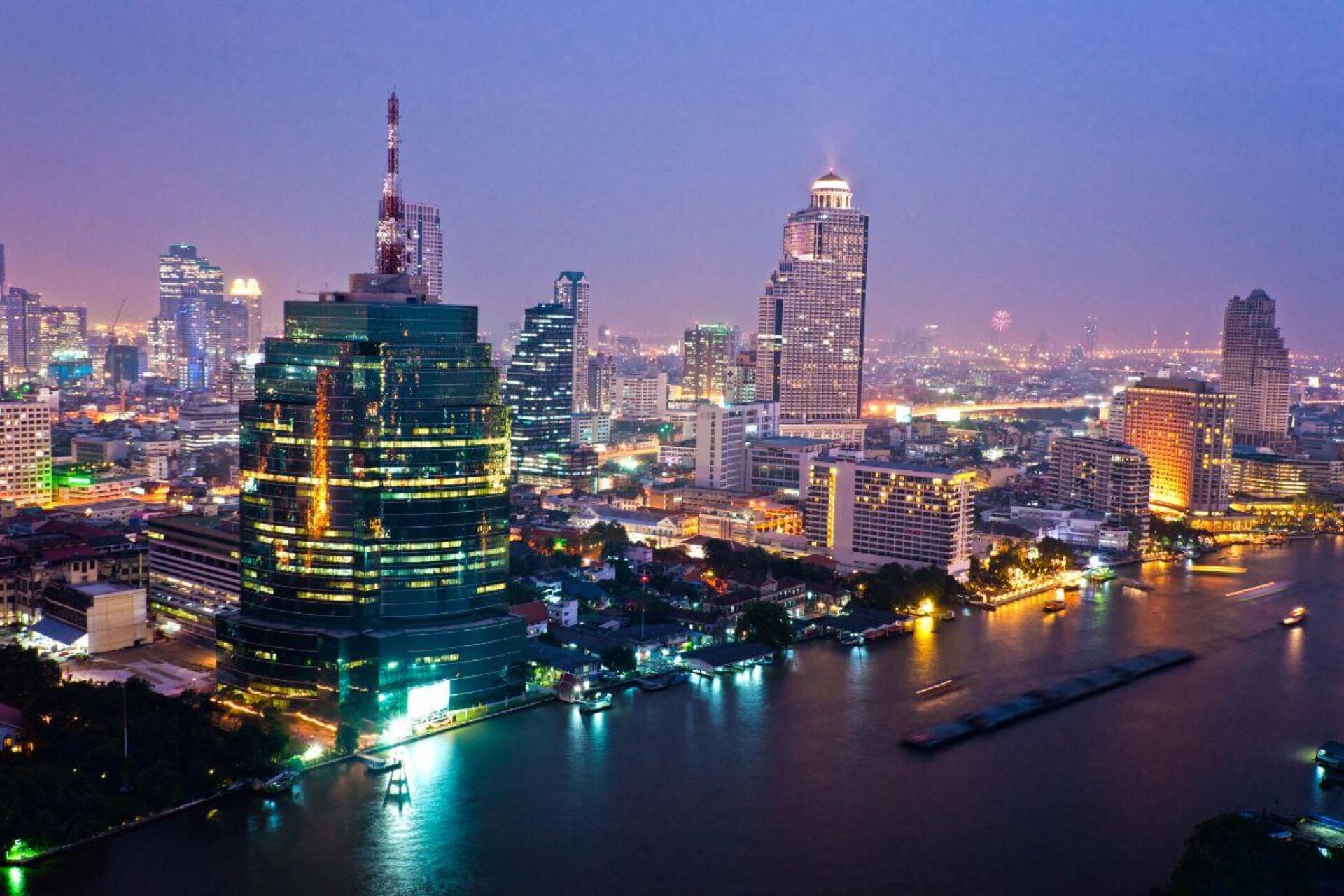Таиланд ! Иопять Бангкок !